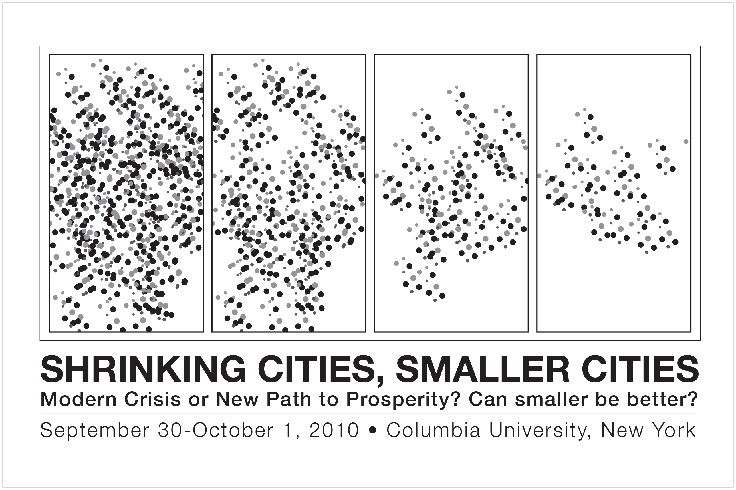 Shrinking Cities, Smaller Cities: Modern Crisis or New