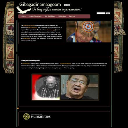 Ojibwe Digital Archive