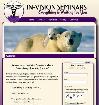 In-Vision Seminars