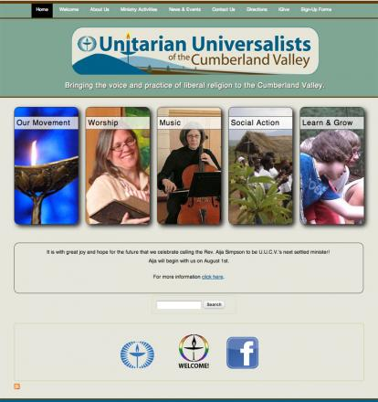 Unitarian Universalists of the Cumberland Valley