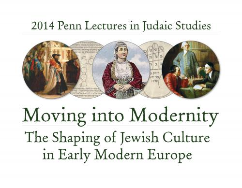 Penn Lectures in Judaic Studies 2014: Logo